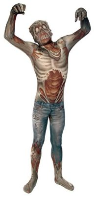 UHC-Mens-Zombie-Morphsuit-Horror-Theme-Outfit-Halloween-Party-Costume-0