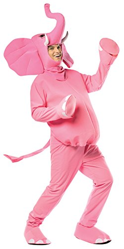 UHC-Unisex-Pink-Elephant-Mascot-Theme-Party-Funny-Adult-Halloween-Costume-0