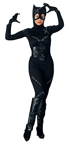 UHC Women's Catwoman Batman Returns Dc Comic Fancy Dress Halloween Costume