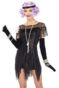 UHC-Womens-Flapper-Foxtrot-Flirt-Sequin-Dress-Theme-Party-Halloween-Costume-0