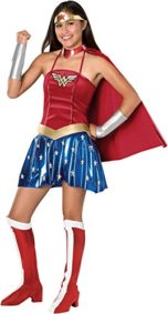 UHC-Wonder-Woman-Teen-Superhero-Heroine-Movie-Theme-Fancy-Dress-Costume-0