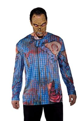 Underwraps-Costumes-Mens-Zombie-Costume-Photo-Real-Shirt-0