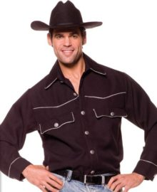 Underwraps-Mens-Cowboy-Shirt-0