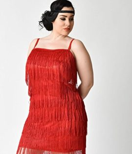 Unique-Vintage-Plus-Size-1920s-Red-Speakeasy-Tiered-Fringe-Flapper-Dress-0-2