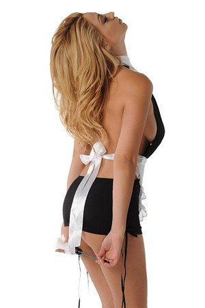 Velvet Kitten French Maid To Order Costume Lingerie Set #3182