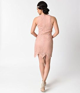 Vintage-Style-Blush-Pink-Embroidered-Mesh-Sleeveless-Flapper-Dress-0-0