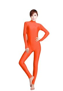 WOLF-UNITARD-Womens-Unitard-Lycra-Bodysuit-Dance-Wear-0