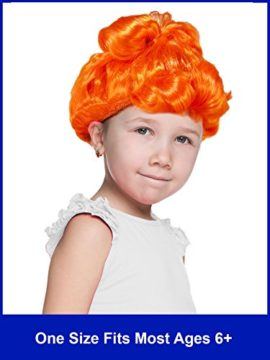 Wilma-Wig-Stone-Age-Wife-Wig-Costume-In-Cartoon-Orange-0-1