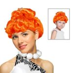 Wilma-Wig-Stone-Age-Wife-Wig-Costume-In-Cartoon-Orange-0
