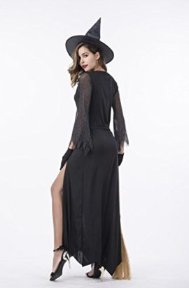 Witch-Halloween-Costumes-for-Women-Adult-Sexy-Black-Wicked-Witch-Costume-0-0