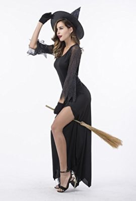 Witch-Halloween-Costumes-for-Women-Adult-Sexy-Black-Wicked-Witch-Costume-0-1