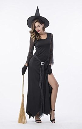 Witch-Halloween-Costumes-for-Women-Adult-Sexy-Black-Wicked-Witch-Costume-0-3