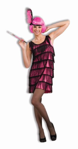 Woman's Jazzy Flapper Costume