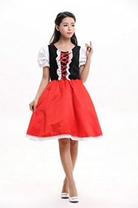Women-Little-Red-Riding-Hood-COSTUME-Fancy-Dress-Hens-Party-HALLOWEEN-Outfit-0-0
