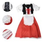 Women-Little-Red-Riding-Hood-COSTUME-Fancy-Dress-Hens-Party-HALLOWEEN-Outfit-0-2