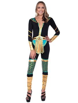 Womens-Cleopatra-Halloween-Costume-Body-Suit-0