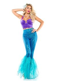 Womens-Fantasy-Mermaid-Costume-0
