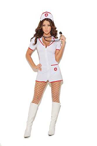 Women's Hot Head Nurse Costume