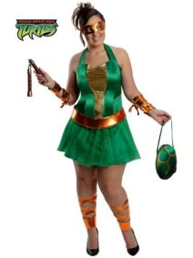 Womens-Plus-Size-Teenage-Mutant-Ninja-Turtles-Michelangelo-Costume-0