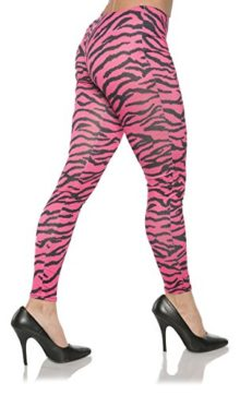 Womens-Retro-80s-Zebra-Leggings-0