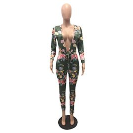 Womens-Sexy-Floral-Deep-V-Neck-Long-Sleeve-Bodycon-Long-Pants-Jumpsuit-Rompers-0-1