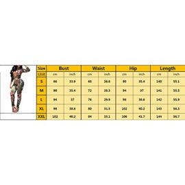 Womens-Sexy-Floral-Deep-V-Neck-Long-Sleeve-Bodycon-Long-Pants-Jumpsuit-Rompers-0-4