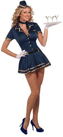 Womens-Sexy-Flying-High-Stewardess-Flight-Attendant-Costume-0
