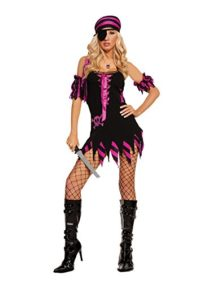 Womens-Sexy-Pirate-Wench-Adult-Role-Play-Costume-0