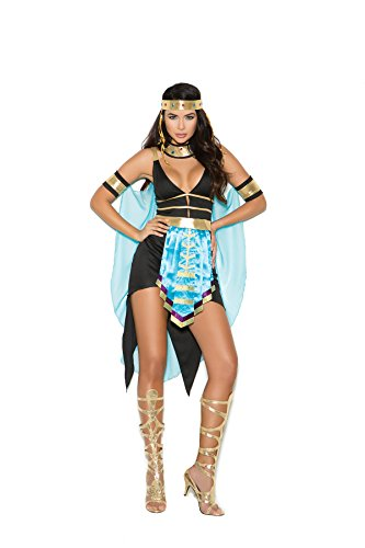 Women's Sexy Egyptian Queen Adult Role Play Costume