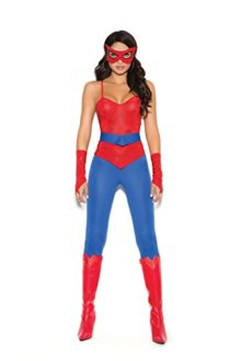 Womens-Sexy-Spider-Web-Hero-Adult-Role-Play-Costume-0
