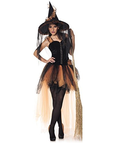 Women's Sexy Witch Costume – Hollow's Eve