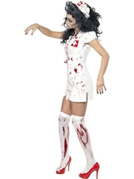 Wonder-Lingerie-Plus-Womens-Zombie-Nurse-Blood-Splattered-Halloween-Party-Costume-0-0