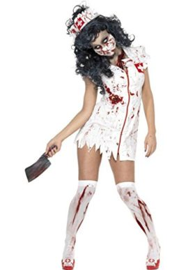 Wonder-Lingerie-Plus-Womens-Zombie-Nurse-Blood-Splattered-Halloween-Party-Costume-0