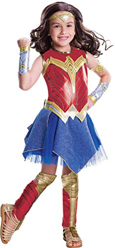 Wonder Woman Movie – Wonder Woman Deluxe Children's Costume