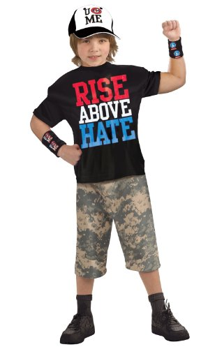 World Wrestling Entertainment Deluxe John Cena, Child's Costume