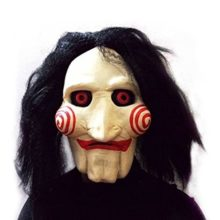X-Merry-Scary-Creepy-Halloween-Clown-Evil-Latex-Mask-Jigsaw-Jig-Saw-Clown-0