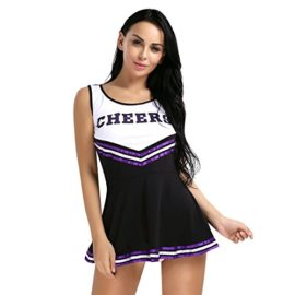 YiZYiF-Womens-Musical-Uniform-Fancy-Dress-High-School-Cheerleader-Costume-Outfits-0