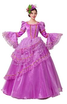 Zukzi-Womens-Gorgeous-Purple-Gothic-Royal-Lolita-Dresses-with-Free-Petticoat-0
