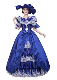 Zukzi-Womens-Royal-Blue-Evening-Prom-Dress-Gown-Party-Dresses-0