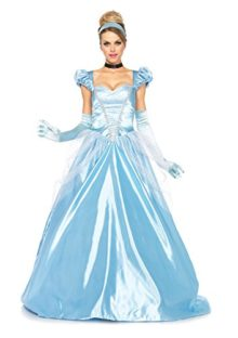 3-PC-Leg-Avenue-Ladies-Classic-Cinderella-Gown-Set-0