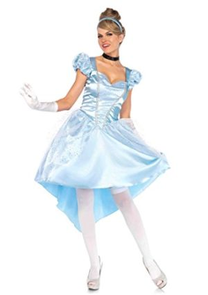 3-PC-Leg-Avenue-Ladies-Enchanting-Cinderella-Dress-Set-0