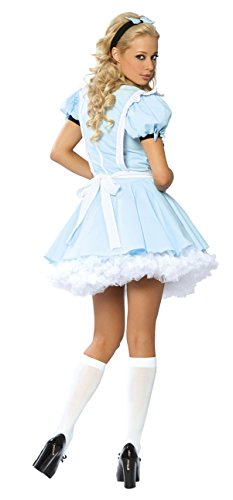 3-Piece-Alice-in-Wonderland-Light-Blue-Dress-Costume-0-0