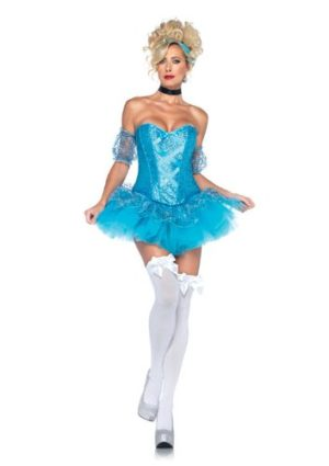 5-PC-Ladies-Cinderella-Corset-Set-0