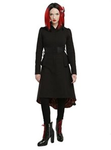 Alice-in-Wonderland-Disney-Evil-Red-Queen-Battle-Coat-Victorian-Steampunk-0