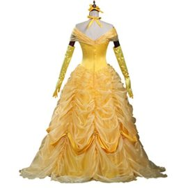 CLLMKL-Adult-Princess-Belle-Costume-Beauty-and-The-Beast-Cosplay-Dress-0-1