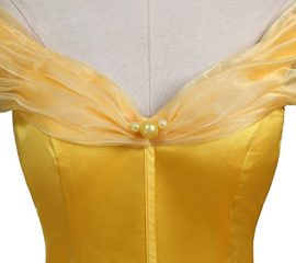 CLLMKL-Adult-Princess-Belle-Costume-Beauty-and-The-Beast-Cosplay-Dress-0-2