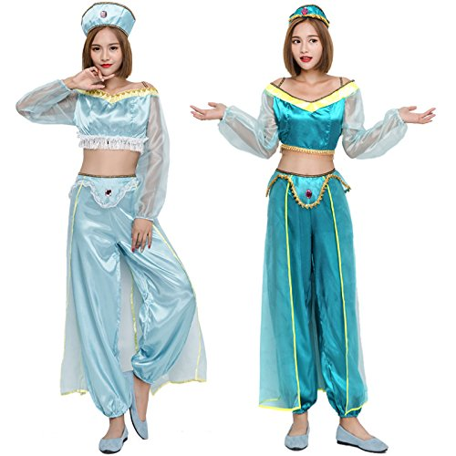 Costume-Play-COSPLAY-Costumer-Halloween-Dress-Lamp-of-Aladdin-Nautch-Mother-Dressing-0-0