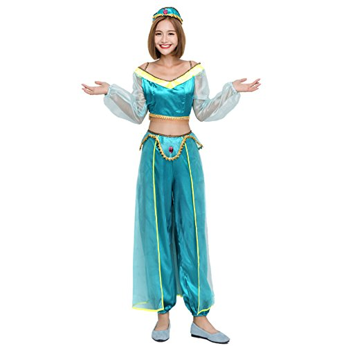 Costume-Play-COSPLAY-Costumer-Halloween-Dress-Lamp-of-Aladdin-Nautch-Mother-Dressing-0-1