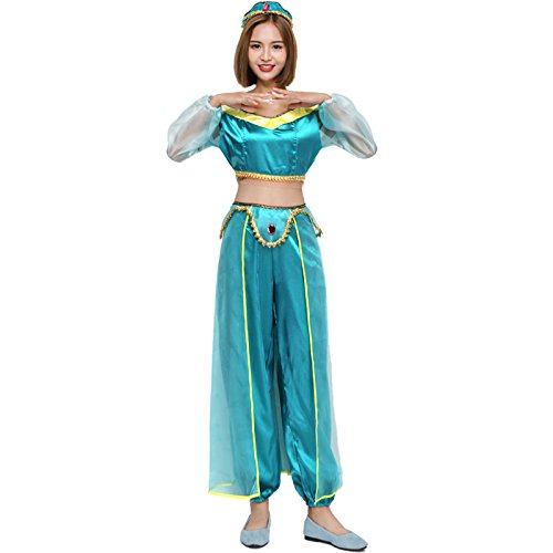 Costume-Play-COSPLAY-Costumer-Halloween-Dress-Lamp-of-Aladdin-Nautch-Mother-Dressing-0-2