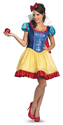 Deluxe-Snow-White-Adult-Costume-Large-0